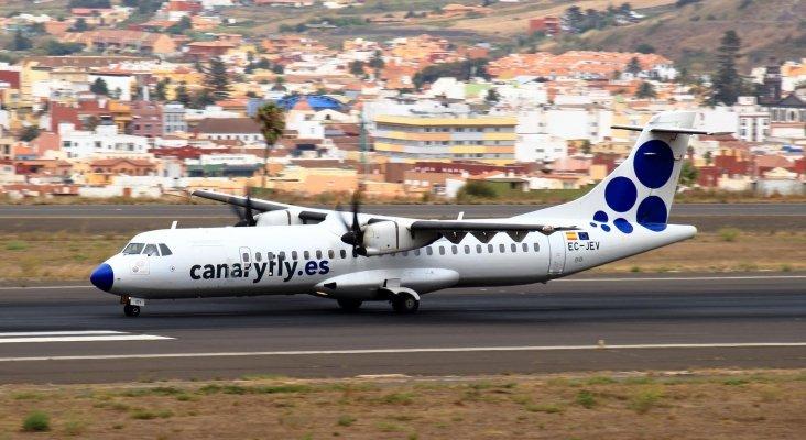 EC-JEV / Canary Fly / ATR 72-500 Foto: Lasse B./ CC BY-SA 2.0