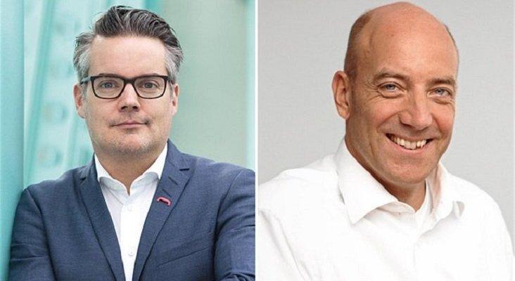 DER Touristik reducirá un 10% su plantilla con la incorporación de su nuevo CEO| Foto: René Herzog, antiguo jefe de DER Touristik Central Europe (izq.) e Ingo Burmester nuevo CEO (drch)