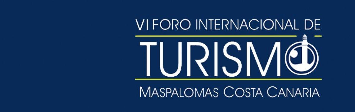 VI FORO DE TURISMO MASPALOMAS