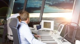 ENAIRE logra un récord histórico con la gestión de 2 millones de vuelos