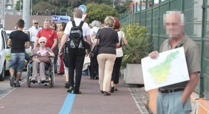 Arona inicia la guerra contra la venta ilegal de excursiones|Foto: El Día
