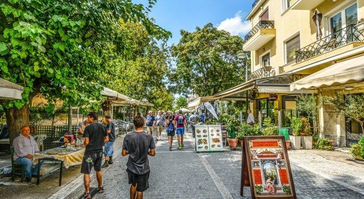 El turismo se estanca en Grecia ante la fuerza de Turquía