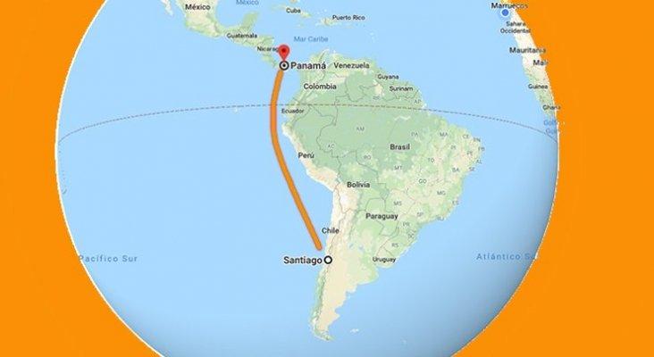Chile y Panamá crean la primera ruta de cruceros del Pacífico Sur | Foto: tourinews