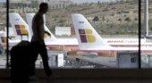"""Las aerolíneas, """"perplejas y decepcionadas"""" con la medida del Gobierno contra el 'fraude del 75%' Foto: EFE vía Ser"""