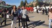 Los turistas se quedan sin el selfie más típico de Ámsterdam