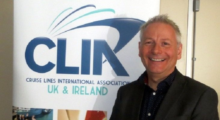'Next Generation' será la temática de la conferencia de CLIA UK & Ireland|Foto: director de CLIA UK & Ireland, Andy Harmer vía ittn.ie