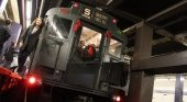 El metro de Nueva York recupera vagones de 1930 por Navidad|Foto: nytransitmuseum.org