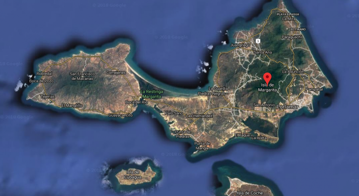 Desvelan la existencia de una isla secreta para el turismo sexual en Venezuela