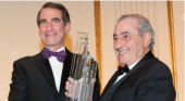 Juan José Hidalgo recibe en Nueva York el premio Business Leader of the Year