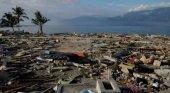 429 muertos y más de 1.485 heridos por tsunami en Indonesia