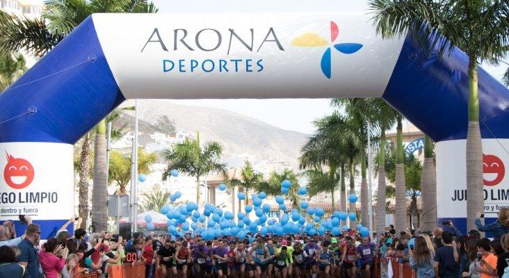 San Silvestre Golden Mile de Arona, Tenerife