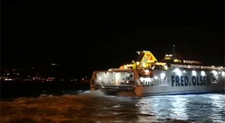 Naviera agradece a los pasajeros su comportamiento ejemplar durante la Nochebuena en alta mar