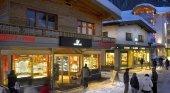El reclamo de las compras 'Duty Free' en el esquí transfronterizo|Foto: Frankfurt Allgemeine Zeitung