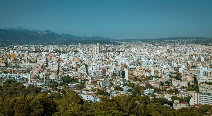 Los pisos turísticos caen un 53% en Palma, pero se encarece el alquiler residencial
