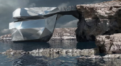 Una 'prótesis' de acero reconstruirá un monumento natural de Malta|Foto: © svetozar andreev