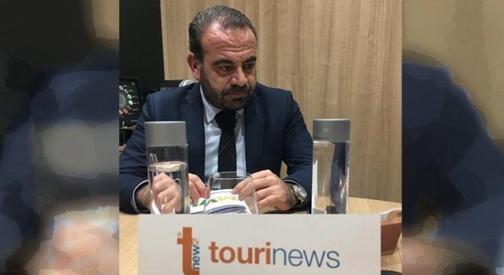 Covid-19: La industria turística, ¿en cuarentena? En la imagen. Gabriel Escarrer Jaume