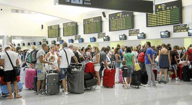 Los aeropuertos baleares 'hacen su agosto', en el mejor invierno de su historia | foto: periódico de Ibiza