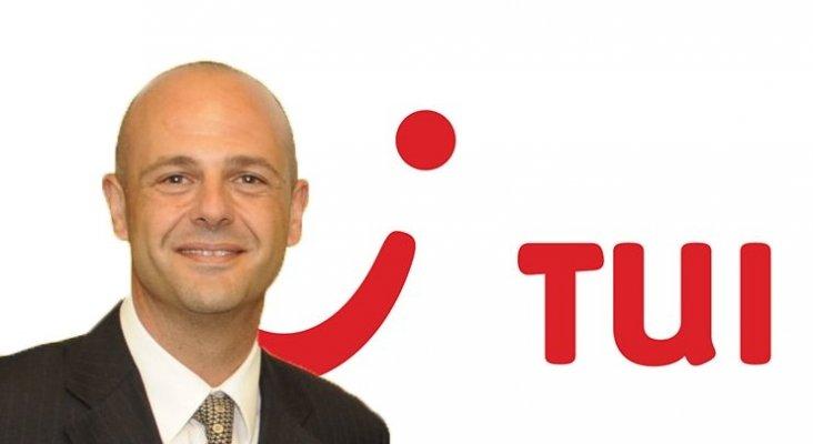 Óscar Palacios, director de contratación de TUI para Canarias