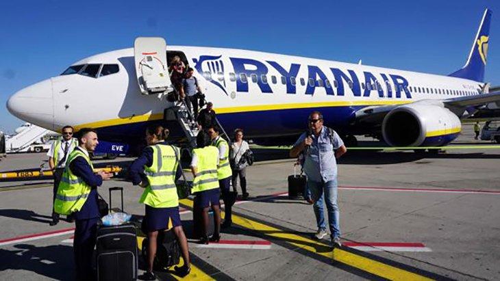 Ryanair y sus tripulantes sellan la paz