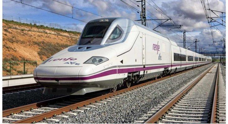 Peligra el monopolio de Renfe en el AVE|Foto: Europa Press vía El Independiente