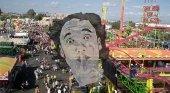 Piden cuatro horas 'silenciosas' en la Feria de Sevilla, para los niños con autismo|Foto: Zona de atracciones en la Feria de Abril