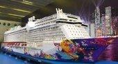 Construyen el crucero de Lego más grande del mundo | Foto: ABC