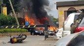 Atentado terrorista contra complejo hotelero de lujo|Foto: Nairobi News
