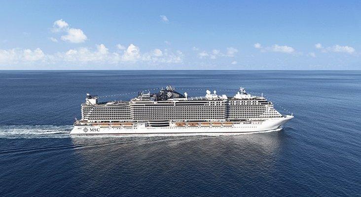 MSC a la espera de los permisos para invertir 30 millones en el Puerto de Barcelona Foto: MSC