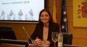 Reyes Maroto, ministra de Comercio, Industria y Turismo |Foto: mincotur.gob.es
