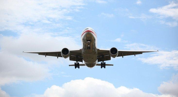 Los viajes aéreos mundiales aumentaron un 6% en 2018