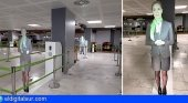 Tenerife Sur, último aeropuerto en contar con asistentes virtuales|Foto: El Digital Sur