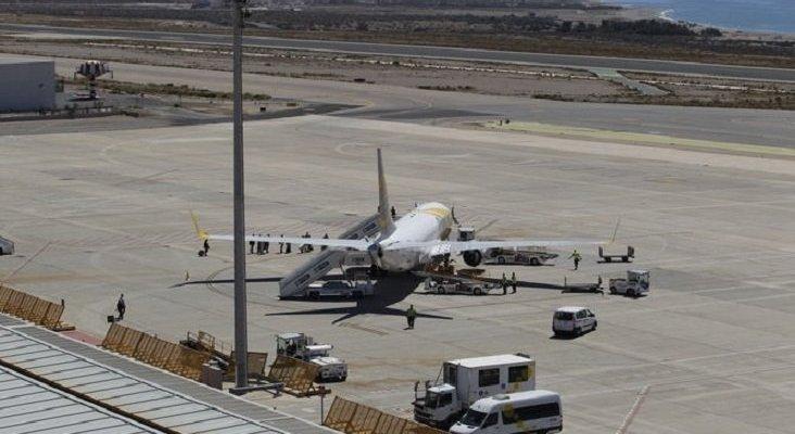 Seis aeropuertos españoles pierden pasajeros en 2018|Foto: Diario de Almería