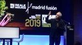 Ferrán Adrià durante su intervención en Madrid Fusión