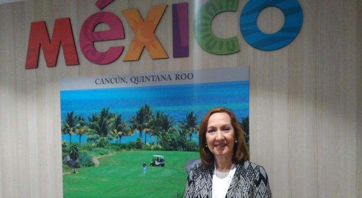 Lizzie Cole, directora de Promoción Turística de Quintana Roo (México)