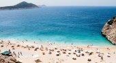Se disparan las reservas anticipadas de verano en Turquía | Foto: Playa Kaputas en Antalya, Turquía