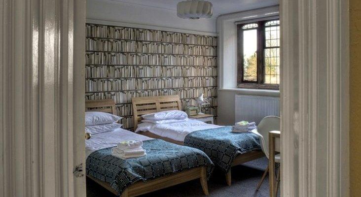 Compartir habitación con Dickens, Dumas o Shakespeare, ya es posible   Foto: gladstoneslibrary.org