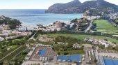 Resort de lujo incrementará un 10% las plazas hoteleras de Andratx (Mallorca)