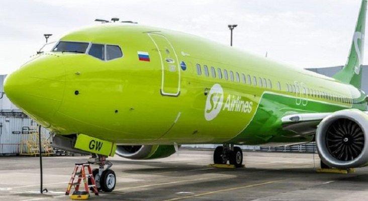 S7 Airlines conectará San Petersburgo con Barcelona y Palma desde abril | Foto: S7 Airlines- Russian Aviaton Insider