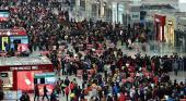 3.000 millones de viajes se efectuarán en China durante el Chunyun| Foto: bassiounigroup.com