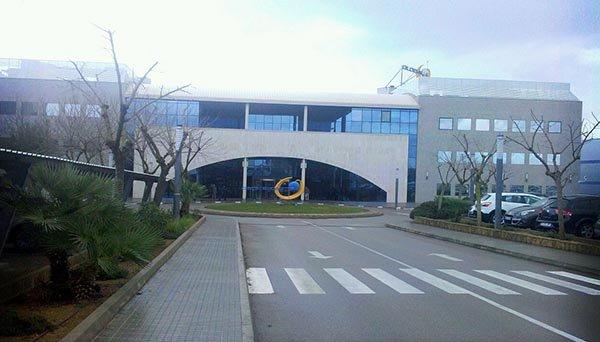 Oficinas de Globalia
