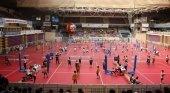 El turismo deportivo dejó en Valladolid 41,4 millones de euros en 2018 | Foto: Real Federación Española de Voleibol