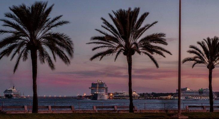 Welcome Palma, una app de información personalizada para cruceristas | Foto: Mario Eduardo