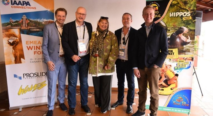 Loro Parque y Siam Park, protagonistas del 'Winter Forum 2019'