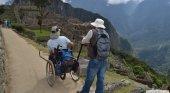 Rutas accesibles pasa conocer las maravillas incas | Foto: inkawheelchairstours.com