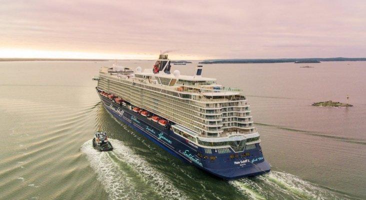 El Mein Schiff 2 se suma a la flota de TUI Cruises