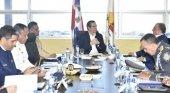 Primera reunión para el Plan de Seguridad Turística de R. Dominicana Foto: Bávaro Digital