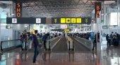 La huelga de Bélgica afecta a 400 vuelos y 50.000 pasajeros   Foto: Aeropuerto de Bruselas- transporteblackbrussels.net