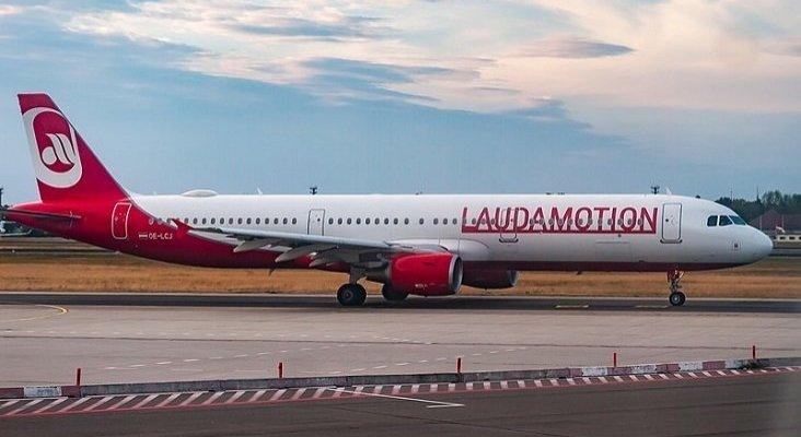 Laudamotion duplica su capacidad en el aeropuerto de Palma   Foto: Matti Blume CC BY-SA 4.0