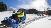Una nueva atracción complementa la oferta de esquí en Grandvalira | Foto:  nevasport.com