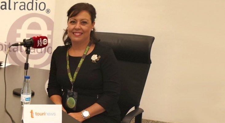 Victoria López, presidenta del Grupo Fedola
